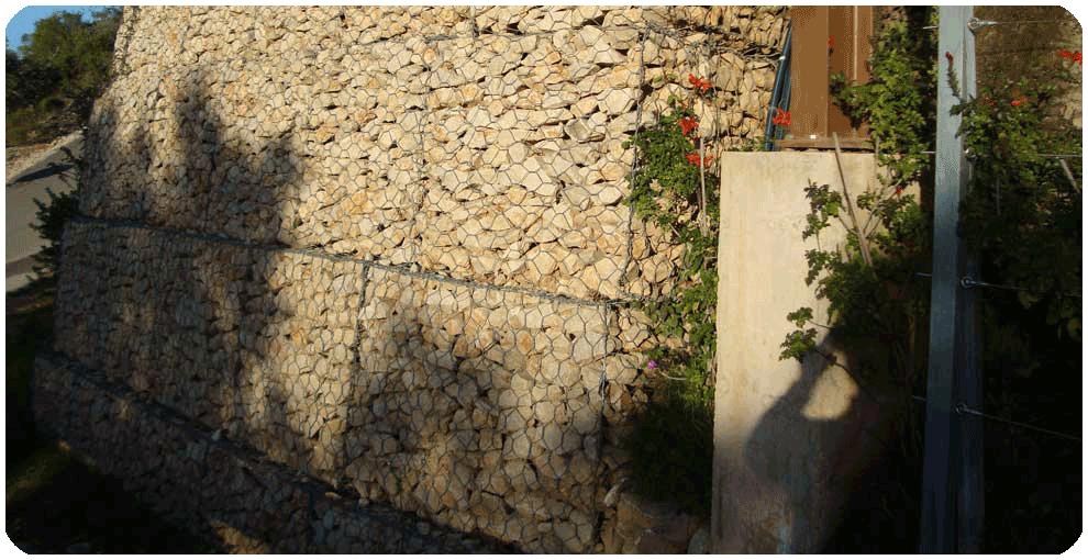 Muros de Contenção